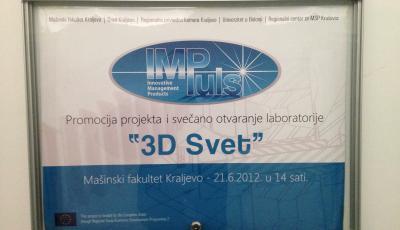 Partnership Studio Pedrini in Kraljevo (Serbja)