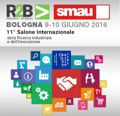 R2B - Research to Business 2016 [Bologna]
