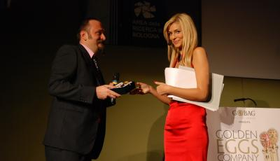 1° Classificato - Golden Egg 2009 - Company Awards